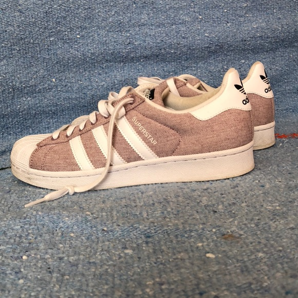 adidas superstar dusty rose